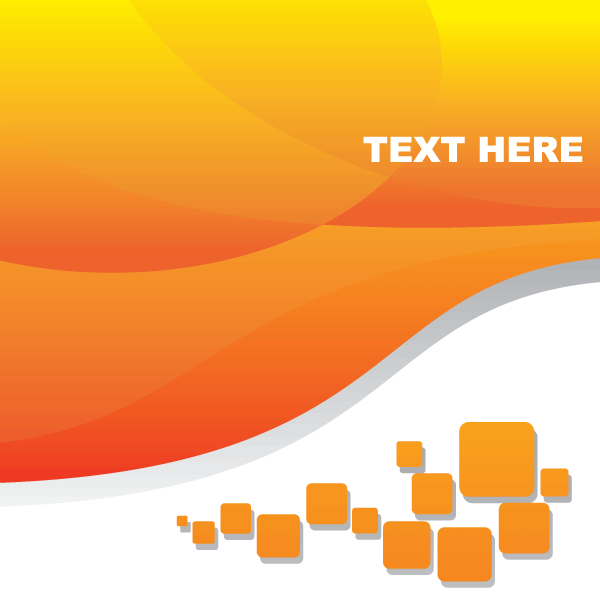 Free Abstract Orange Background Vector Free Psd Files