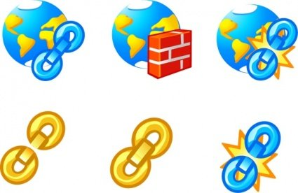 Vector Network Icons