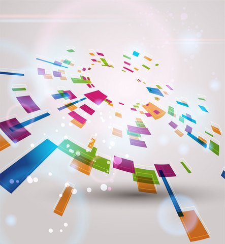 Download vectors of colorful background graphic