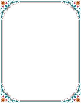 Free Frame Vector Pattern 11 PSD files, vectors & graphics