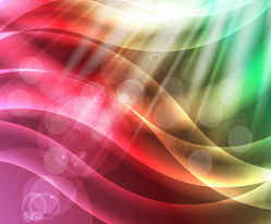 Pink Colorful Abstract