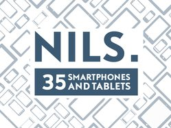35 Smart Phones and Tablets