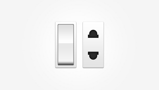 Electrical Switch and Socket PSD