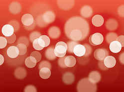 Out of Focus Red