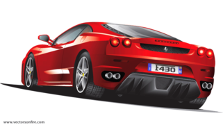Amazingly Real Ferrari F430