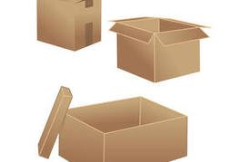 Boxes Vector Pack