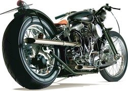 3 Free Vector Realistic Motor Cycles