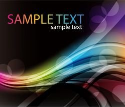 Abstract Colorful Desgin Background