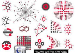 Abstract Creative Logo Vector Design Elements