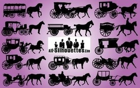 Wild West Carriage Vehicle Pack