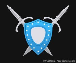 Sword with Shield