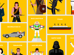 Iconic Film Characters