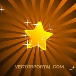 RETRO STAR VECTOR DESIGN.eps