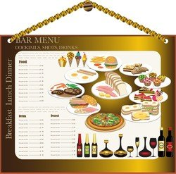 Restaurant Menu Design 02