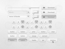 Vector UI Bundle