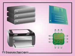 Computer Technology Device Pack