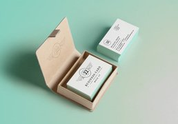 Free letterpress business cards mockup psd files vectors graphics psd business card mock up vol22 reheart Gallery