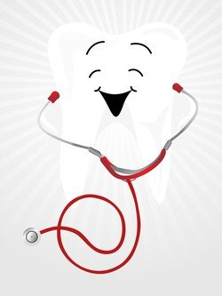 Dental Care Lovely Illustrations