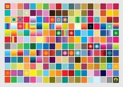 Colors Vector Pack