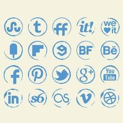 SOCIAL MEDIA ICONS VECTOR PACK.eps