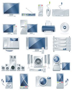 Vector Electronic office products