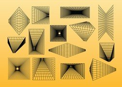 Wire Frame Shapes