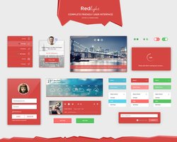 Redlight - Complete Friendly User Interface
