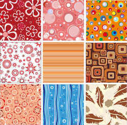 Free Abstract Background Vector Set