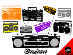 Boomboxes Boomboxes