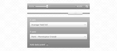 Silver and Gray User Interface Elements