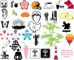 Free Design Elements Vector Pack