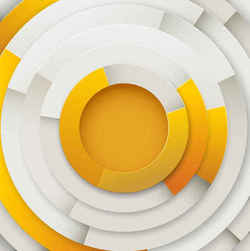 Background Vector circle stickers