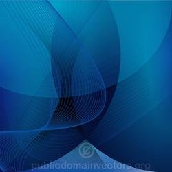 ABSTRACT VECTOR BLUE BACKGROUND.eps