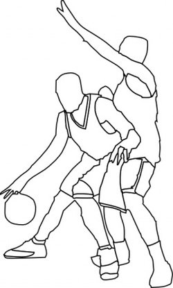 Basketball Offense And Defense