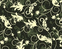 stock background floral pattern-221208