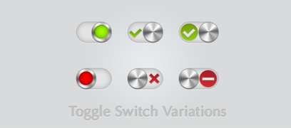 Toggle Switch Variations