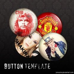 Button Template Button Psd Button Template Psd