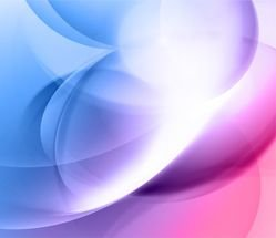 Soft Blue Purple Abstract Background
