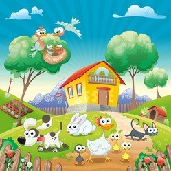 Happy Farm Lovely