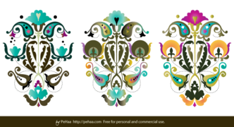 Paper Cuts: Free Vectors and iPhone Wallpapers