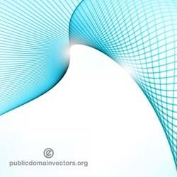 DYNAMIC BLUE LINES VECTOR GRAPHICS.eps