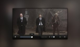 Clean Video Player