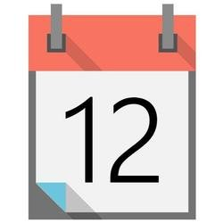 CALENDAR VECTOR ICON.ai