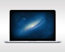 New Macbook Pro PSD
