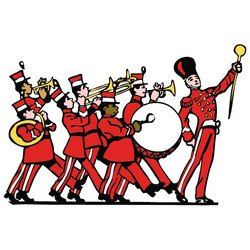 MARCHING BAND VECTOR CLIP ART.eps