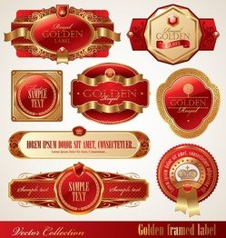 Gold Box Red Label