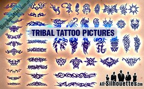 52 Tribal Tattoo Pictures