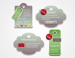Vector Labels and Price Tags (Free)