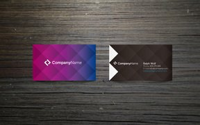 Corporate Business Card Vol 1