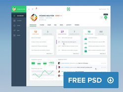 Freebie: Course Dashboard